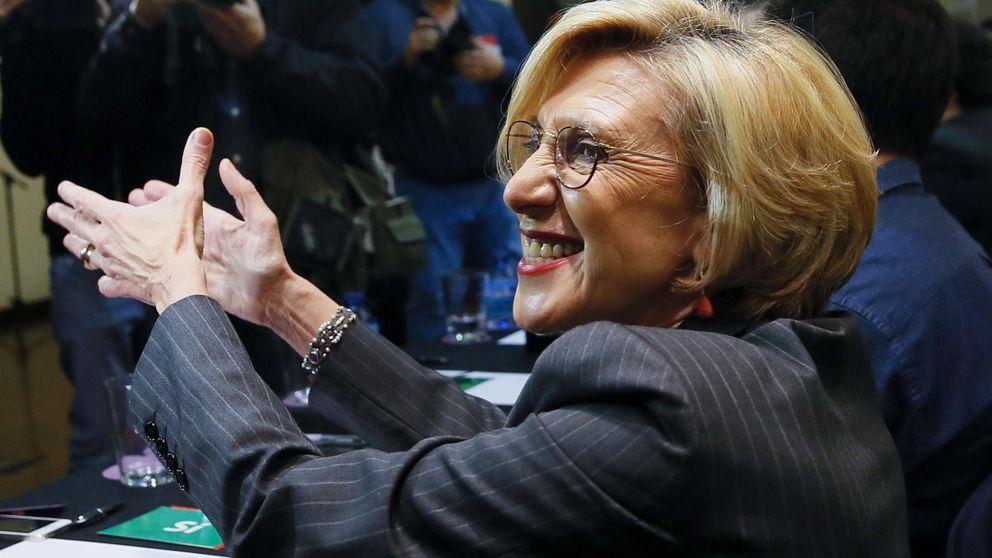 Rosa Díez deja 'KO' a los 'críticos' y aplaza el cambio de rumbo de UPyD
