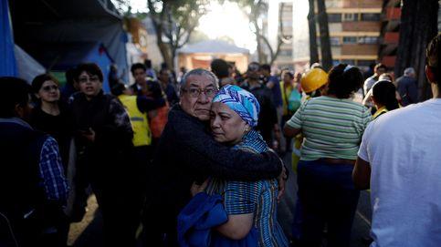 Un terremoto de 7,2 en la escala de Richter sacude México sin dejar víctimas