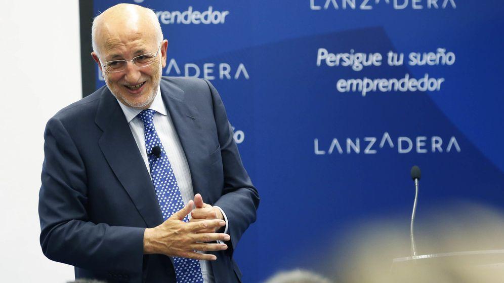 Foto: El impulsor del proyecto Lanzadera, Juan Roig. (Lanzadera)