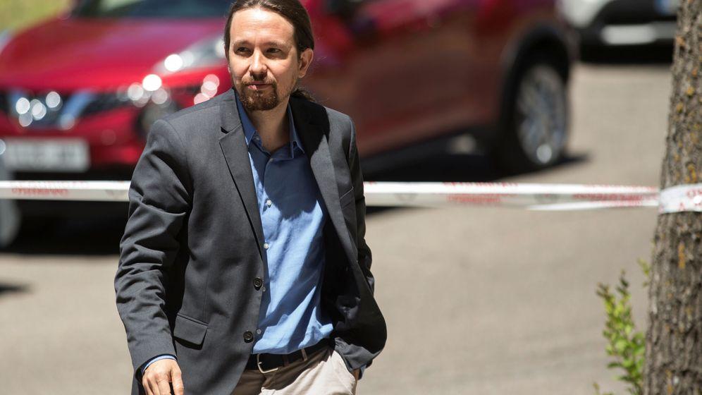 Foto: El líder de Podemos, Pablo Iglesias. (Reuters)