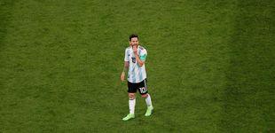 Post de La presión le llega a Messi incluso desde el fin del mundo