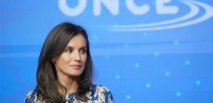 Post de La reina Letizia cierra una semana de éxitos con un look que no convence
