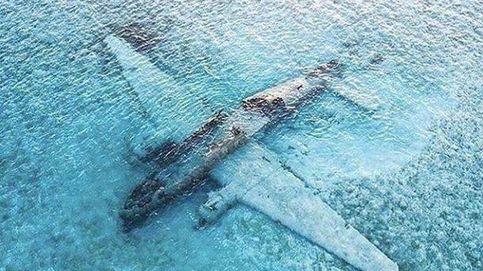 ¿Qué hace este avión hundido en Bahamas? Carlos Lehder en la isla de la coca