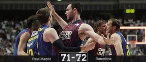 Foto: El Barcelona devuelve la moneda al Real Madrid y podrá sentenciar el título en el Palau