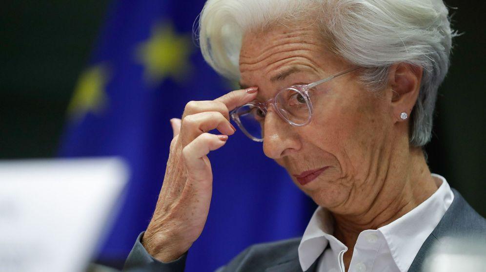 Foto: La presidenta del BCE, Christine Lagarde