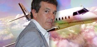 Post de Antonio Banderas compra un jet privado a Telefónica por 4,5 millones de euros