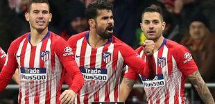 Post de La amarga felicidad de Diego Costa: rompe su sequía y se vuelve a lesionar