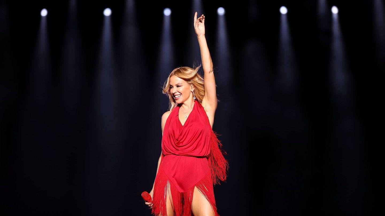 Kylie Minogue. (Getty)
