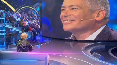 Emotivo reencuentro entre Boris Izaguirre y alguien del pasado