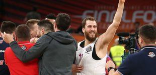 Post de El CSKA levanta su octavo título de Euroliga