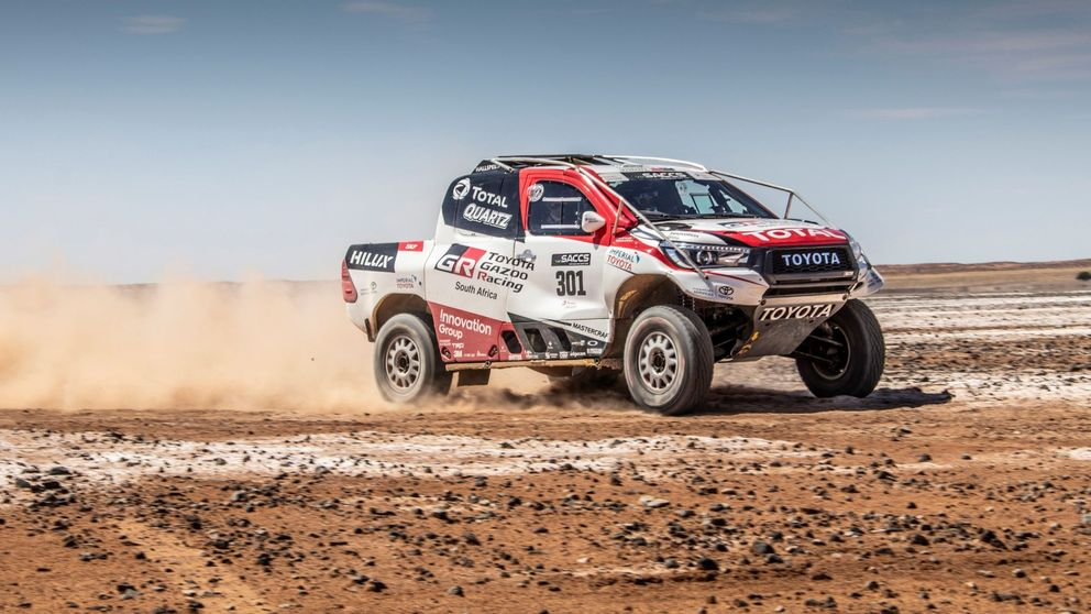 Los rumores de Fernando Alonso al Dakar incluyen ahora a Marc Coma de copiloto