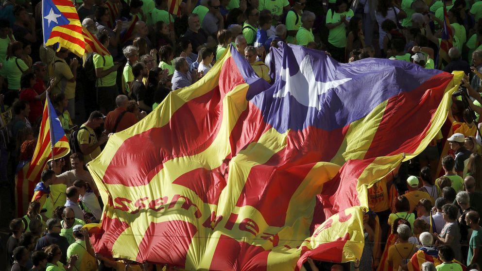 De ERC a Puigdemont pasando por Torra: la Diada más dividida del independentismo