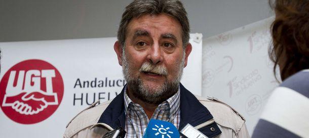 Foto: El secretario general de UGT Andalucía, Francisco Fernández. (Efe)