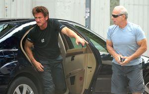 Sean Penn y Cristina Piaget, juntos surcando las aguas de Ibiza