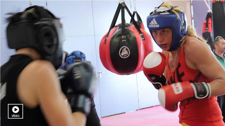 Carolina Marín como inspiración para llegar a Río con unos guantes de boxeo