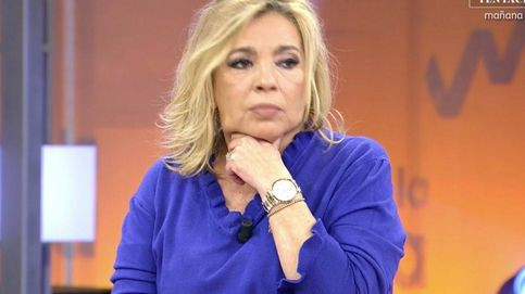 De fichaje estrella a mentirosa: portazo de 'Sálvame' a Carmen Borrego, su plan B