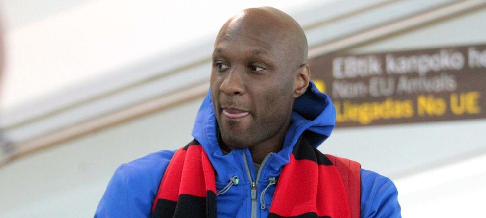 Lamar Odom estará dos meses de baja y acaba su 'aventura española' en el Baskonia