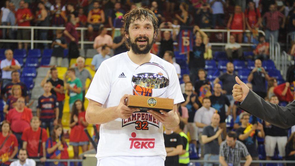 La decisión más importante del 'MVP' Llull: quedarse en Madrid o ir a la NBA