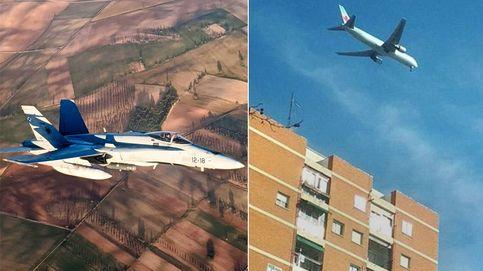 Última hora sobre el avión de Air Canada en Madrid: aterriza en Barajas sin incidencias