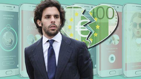 Alonso Aznar pierde dinero en el negocio del amor