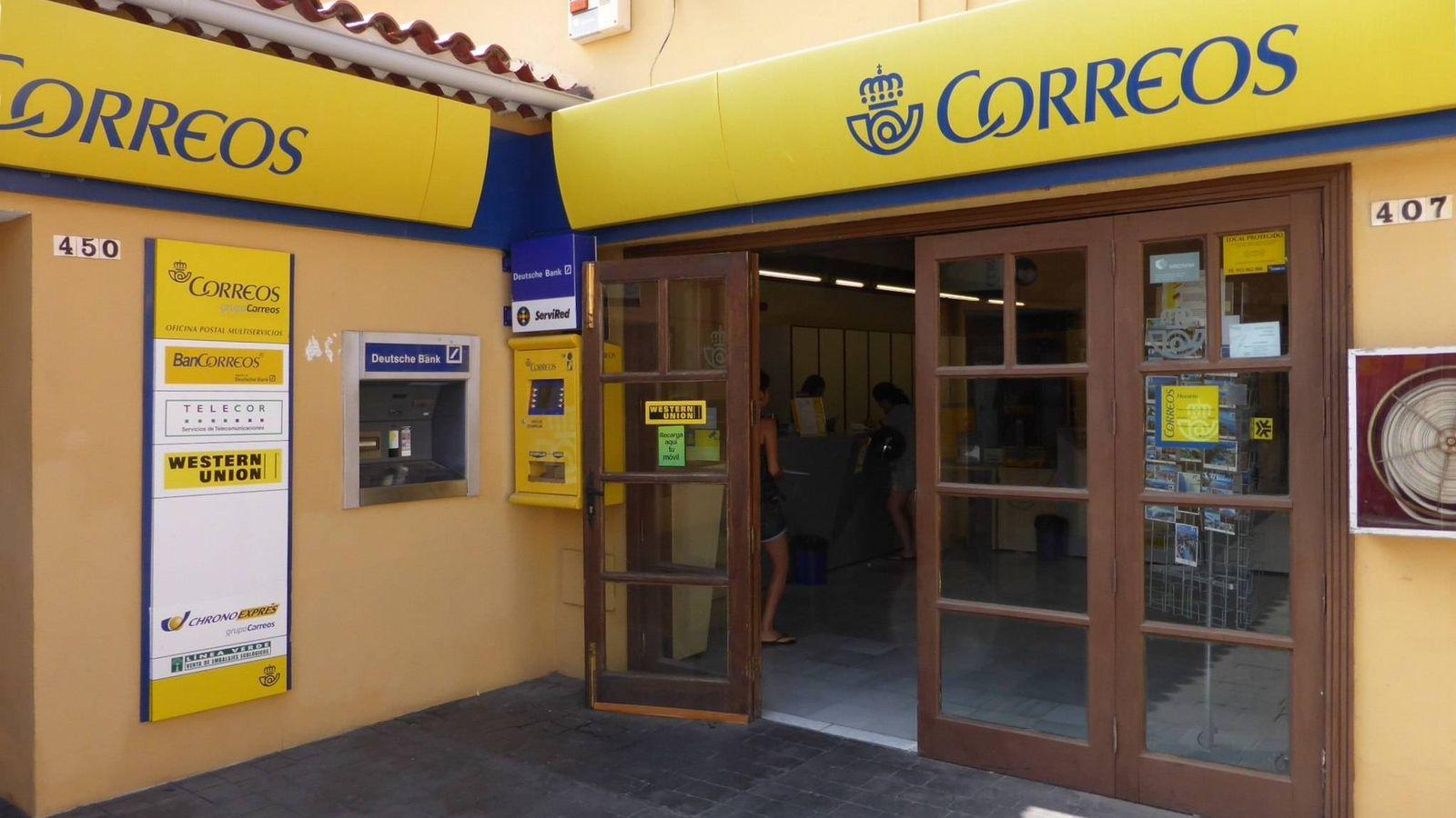 Foto: Oficina de Correos en Tenerife. (Aisano-CC)