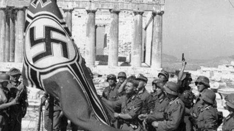 El ridículo de Mussolini en los Balcanes y la llegada de Hitler para arrasar Grecia