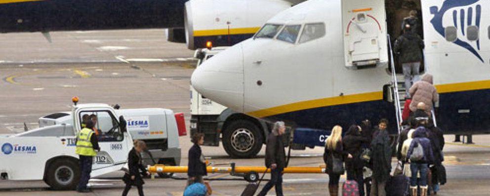 El tráfico aéreo mundial de pasajeros aumentó un 16,5% en abril, según la IATA