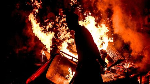 Manifestaciones contra el G20 y atletismo en Lausana: el día en fotos