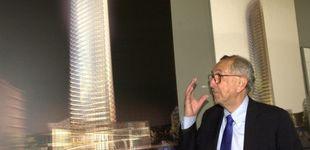 Post de Muere César Pelli, el arquitecto que diseñó las Torres Petronas y la Torre de Cristal