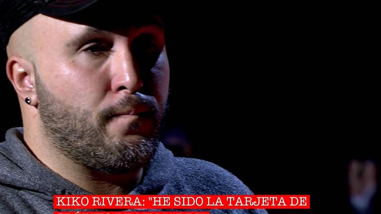Kiko Rivera, en 'Cantora: la herencia envenenada'. (Mediaset España)