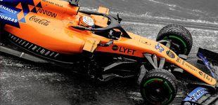 Post de Carlos Sainz o cuando tu mejor resultado con McLaren sabe a cuerno quemado