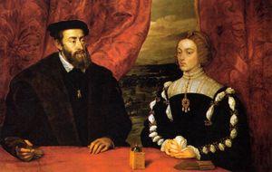 Blanca Suárez y Álvaro Cervantes, protagonistas de la secuela de 'Isabel'