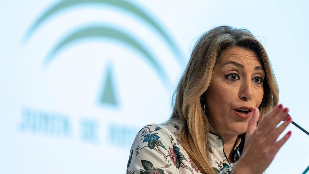 RTVE propone un debate a cuatro y un 'cara a cara' de Susana Díaz con cada candidato