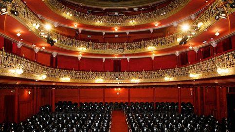 El teatro que fue aristócrata, rojo y franquista y que sigue en pie