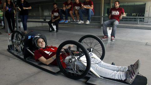 Universitarios diseñan un vehículo ecológico que funciona con etanol