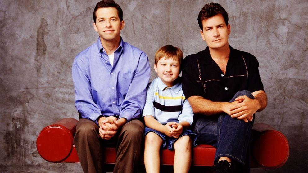 'Dos hombres y medio' se despide con un homenaje a Charlie Sheen