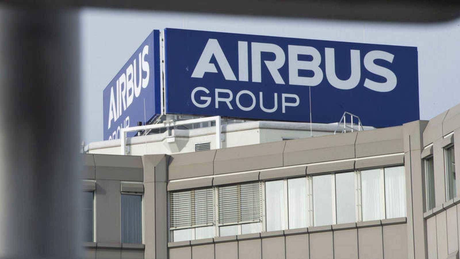 Foto: Sede de Airbus en Ottrobrun (Alemania). (EFE)