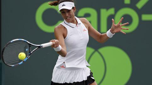 El Masters de Miami, en directo: Garbiñe Muguruza-Caroline Wozniacki