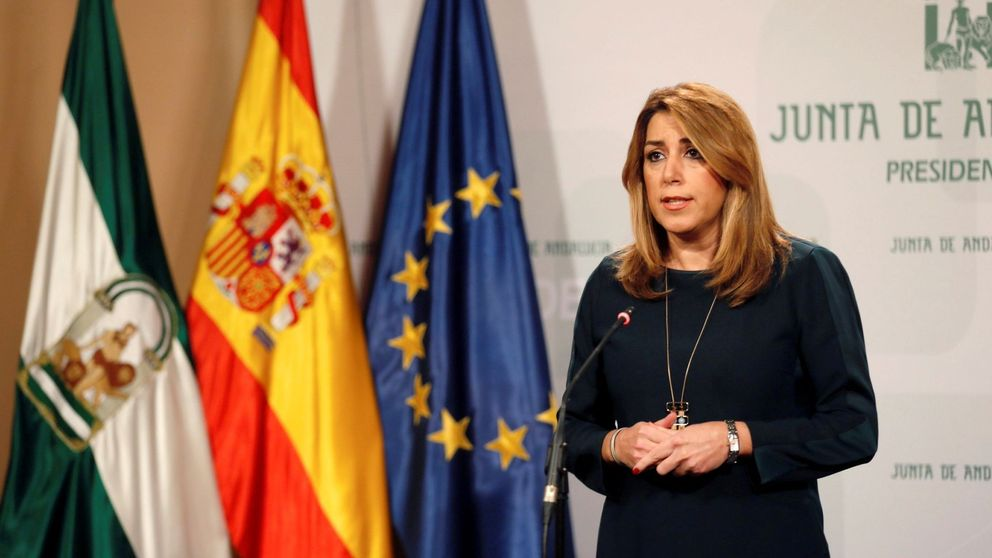 Susana Díaz pide no tirar por la borda 40 años al reformar la Constitución