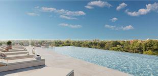 Post de Viviendas en Madrid con terraza, jardín y piscina junto a un parque histórico