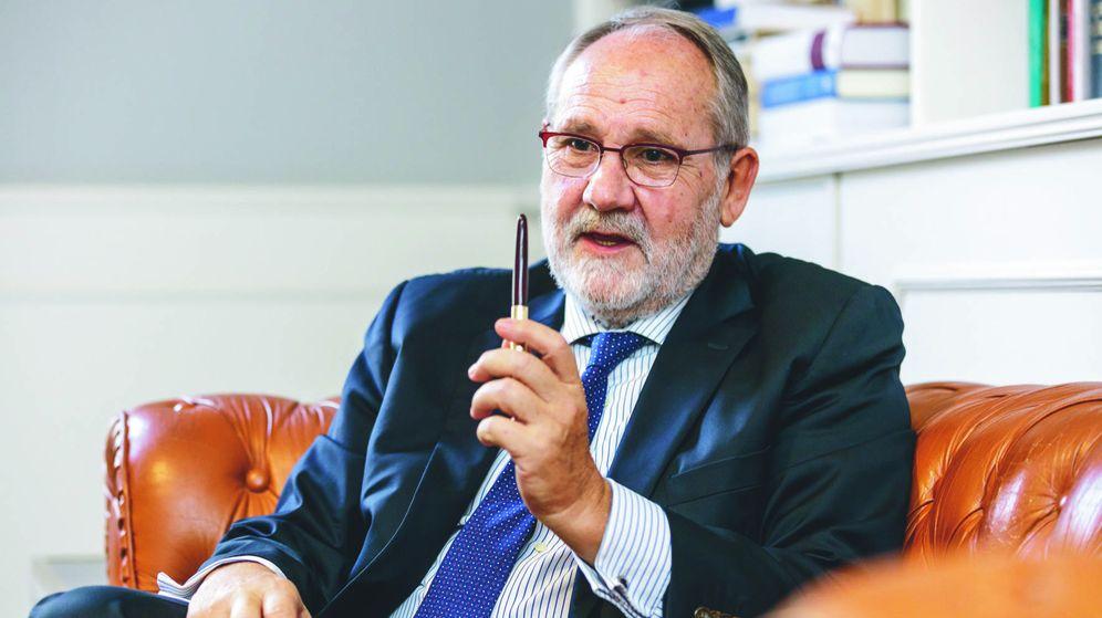 Foto: José Marqueño de Llano, hasta hace poco presidente de la Unión Internacional del Notariado. (EC)