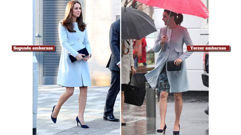 Kate Middleton, en 'modo ahorro' en su versión premamá