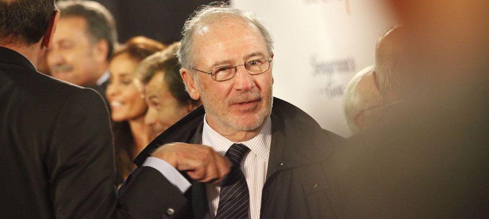 Foto: El expresidente de Bankia Rodrigo Rato (Enrique Villarino)