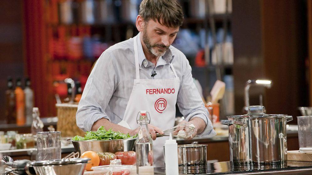 Foto: Fernando Tejero, finalista de 'MC Celebrity'. (RTVE)