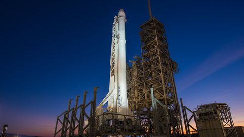 Se cancela el lanzamiento del Falcon 9