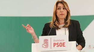 La transparencia de Susana Díaz