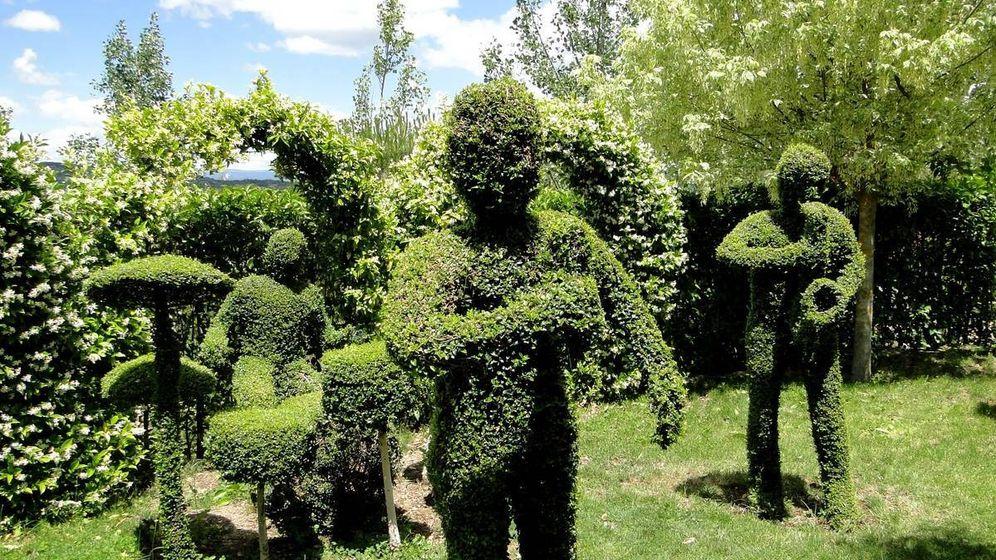 Qu hacer en madrid invitamos a ocho lectores a una experiencia m gica en el bosque encantado - Jardin encantado madrid ...