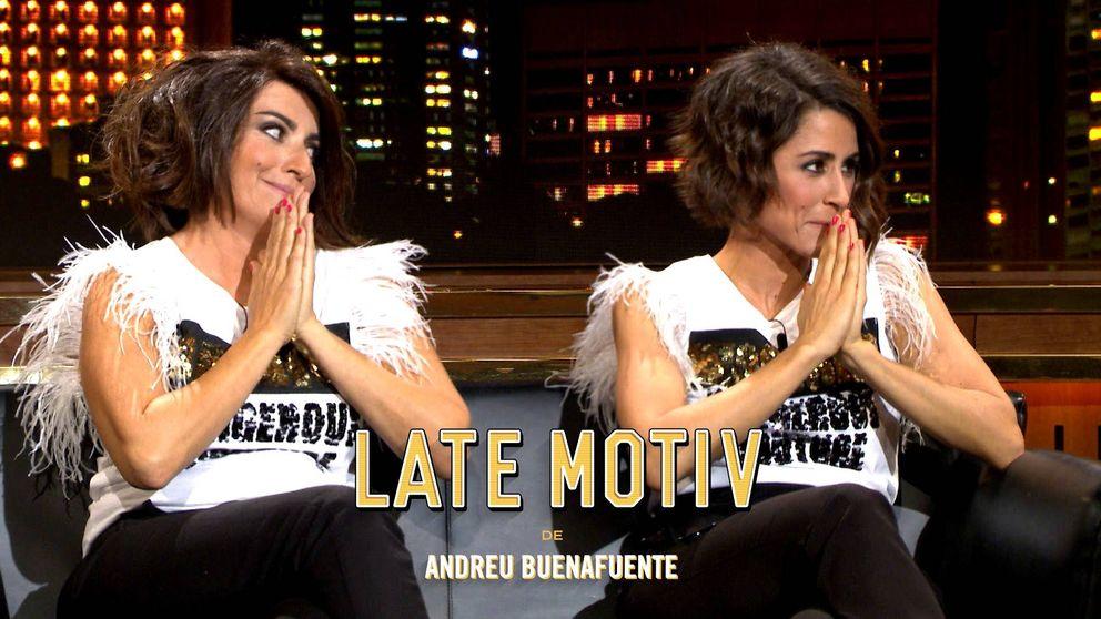 Barei se 'parte' con su imitadora Silvia Abril y se queja de Eurovisión