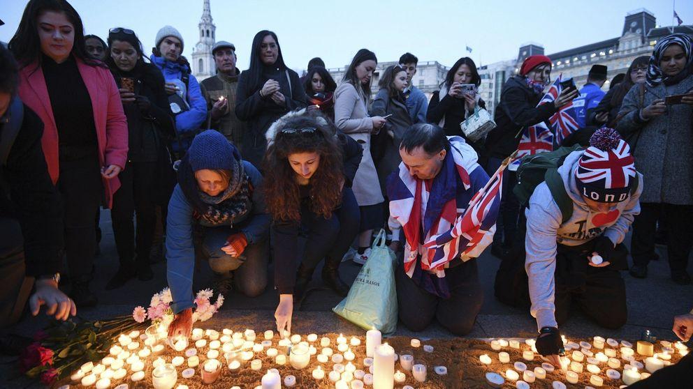 Los vídeos del atentado terrorista en Londres
