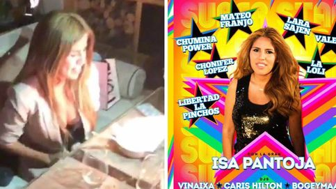 Isa Pantoja: de cumpleañera a diva gay en un mismo fin de semana